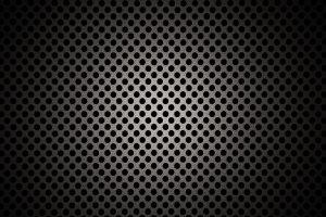 Black Circle Pattern HD