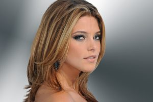 Ashley Greene with intense look HD