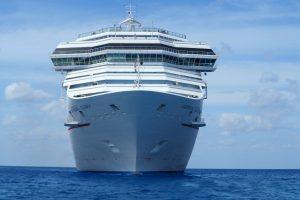 Carnival Glory Cruise Ship 4K