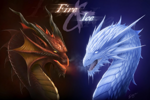 Fire & Ice Dragons HD