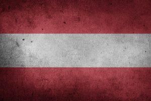 The Flag of Austria (Grunge) HD