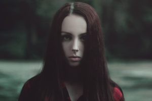 Beautiful Gothic Girl 7K