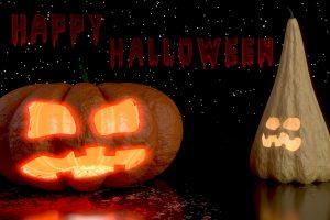 Happy Halloween 4K