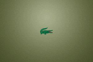 Lacoste logo crocodile HD