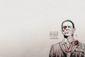 Nucky Thompson: You can't be half a gangster (Boardwalk Empire) HD