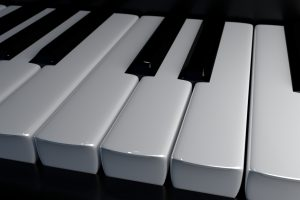 Piano Keyboard 4K