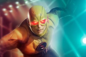 The Man in the Yellow Suit: Reverse-Flash (Flash 2014) HD