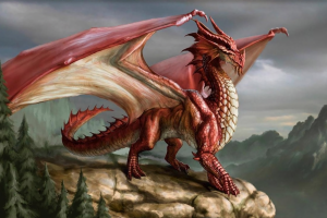 The Red Dragon HD
