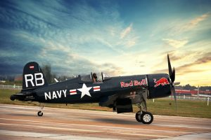 Vought F4U Corsair Flying Bulls (Red Bull) 6K
