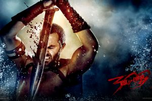 """300: Rise of an Empire """"Themistocles Sword"""" HD"""