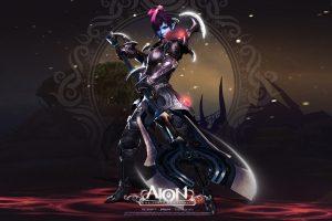 Aion Asmodian Gladiator