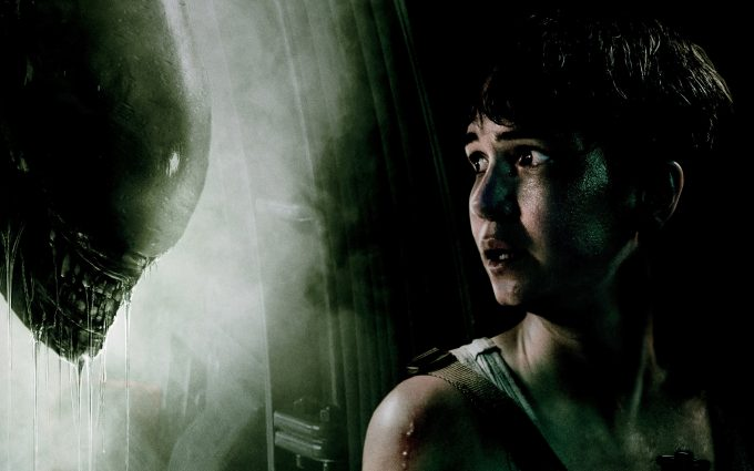 Alien Covenant 2017 Daniels Katherine Waterston
