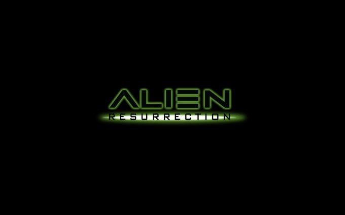 Alien Resurrection Logo