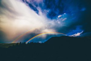Double Rainbow 5K