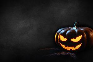 Halloween Pumpkin 4K