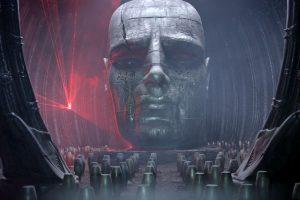Prometheus 2012 4K