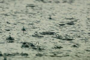 Rain On Water HD