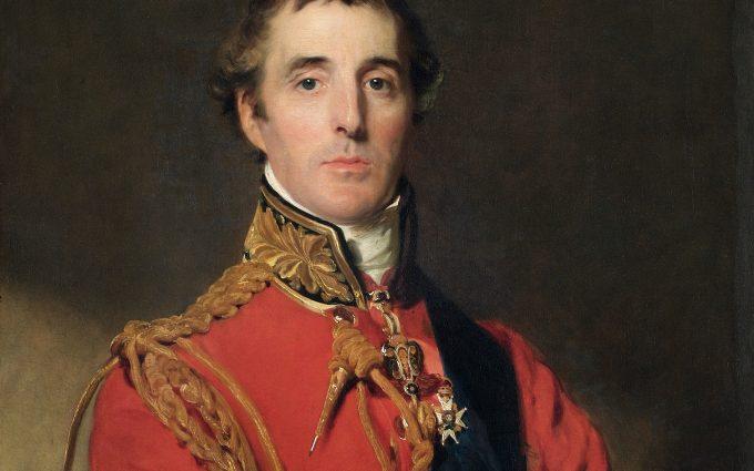 Sir Arthur Wellesley 1st Duke of Wellington