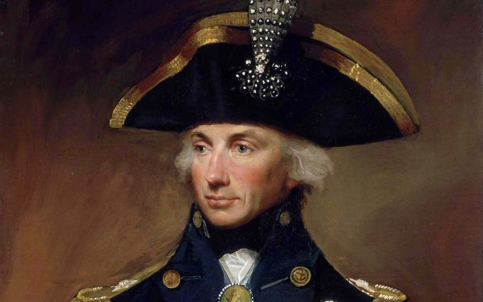 Vice Admiral Horatio Nelson
