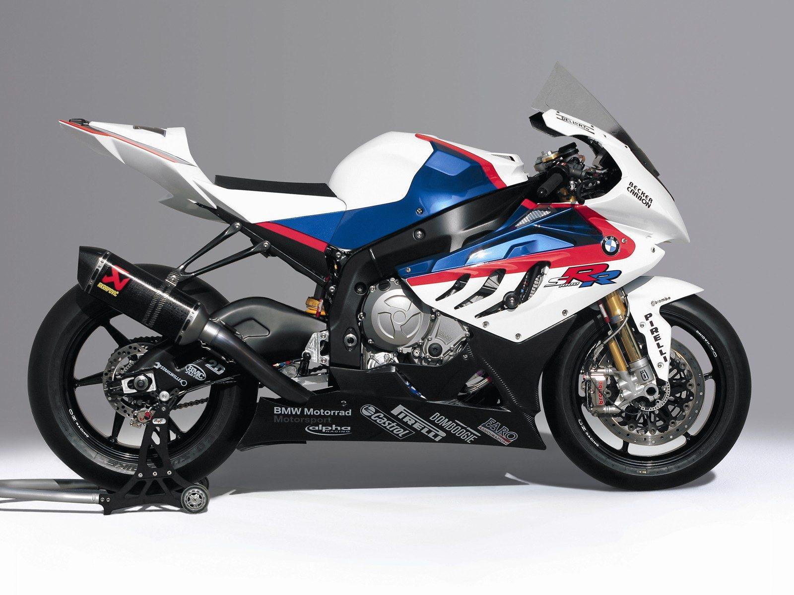Bmw sport bike rr