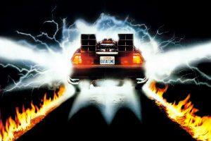 """Back to the Future (1985) """"DeLorean"""" HD"""