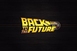 Back to the Future Logo HD
