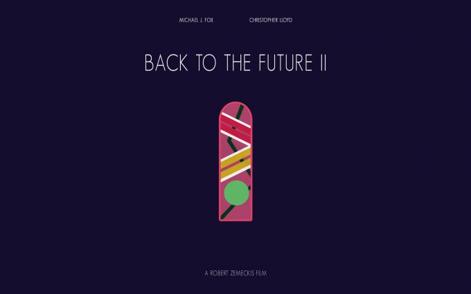 Back to the Future Part II Hoverboard