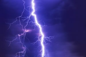 Blue Lightning 6K