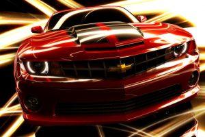 Chevrolet Camaro (Red) HD