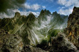 Dolomites Mountains (Cadini di Misurina – Italy) HD