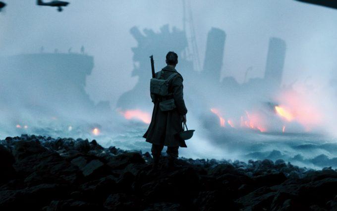 Dunkirk by Christopher Nolan 2017 4K