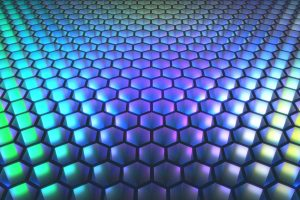 Hexagon Background 4K