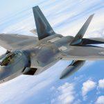 Lockheed Martin F 22 Raptor