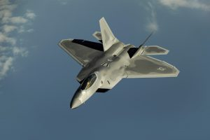 Lockheed Martin F 22 Raptor HD
