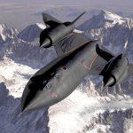 Lockheed SR 71 Blackbird