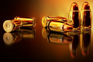 Pistol Bullets 4K
