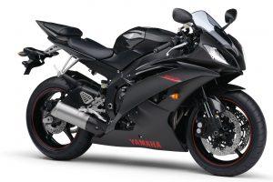 Yamaha R6 (Black) HD