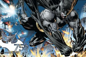 75 Years Of Batman (DC Comics) 4K