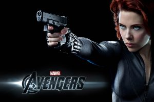 Avengers Black Widow HD