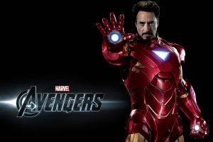 Avengers Iron Man HD