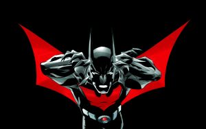 Black & Red Batman (DC Comics) 5K