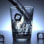 Ice Cubes In A Glass 4K