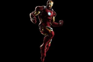 Iron Man Mark VII (Marvel Comics) 4K