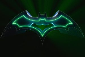 3D Batman Logo HD