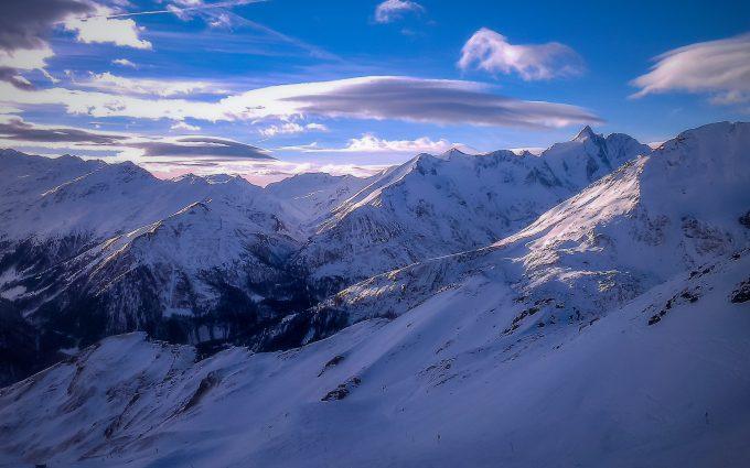 Austrian Alps HD