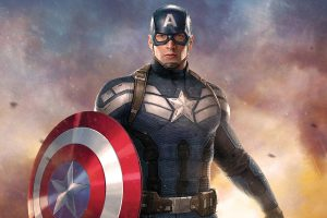 Captain America The First Avenger 2
