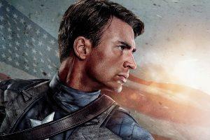 Captain America The First Avenger 2011 Steve Rogers 4K