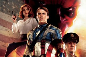 Captain America The First Avenger HD