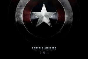 Captain America's shield HD