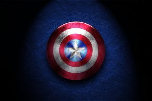 Captain Americas shield HD